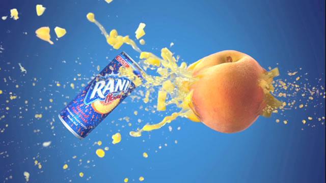 Rani Float Peach